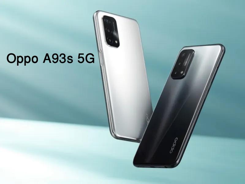 مشخصات اوپو A93s 5G