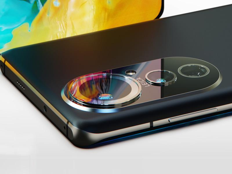 رونمایی از گوشیهای سری P50 هواوی