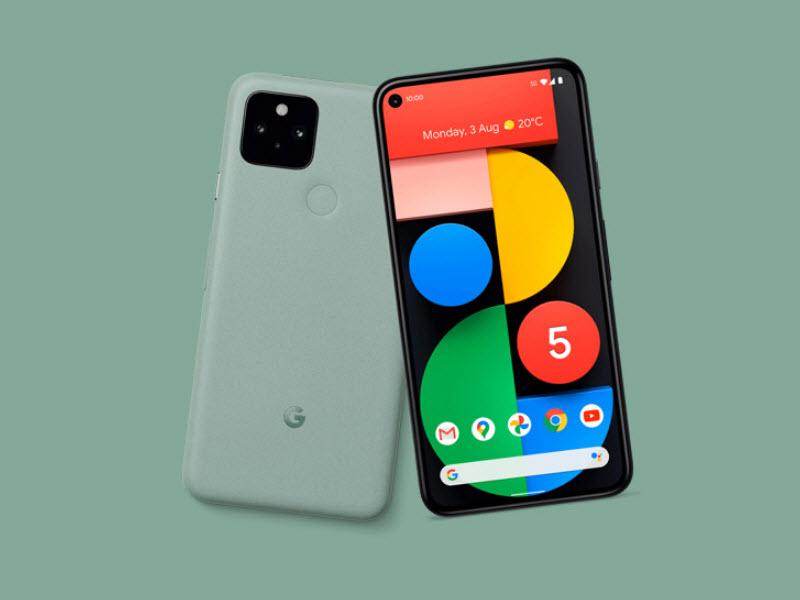 معرفی سه قابلیت جدید برای گوشی هوشمند پیکسل 5 و پیکسل 5G 4aگوگل