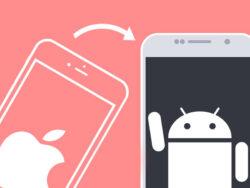 انتقال اطلاعات از آیفون به اندروید به کمک اپلیکیشن Switch to Android