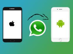 انتقال پیام های واتس اپ از آیفون به اندروید به کمک Data Restore Tool