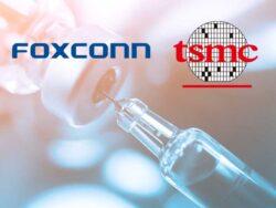 فاکس کان و TSMC در پی خرید واکسن کرونا