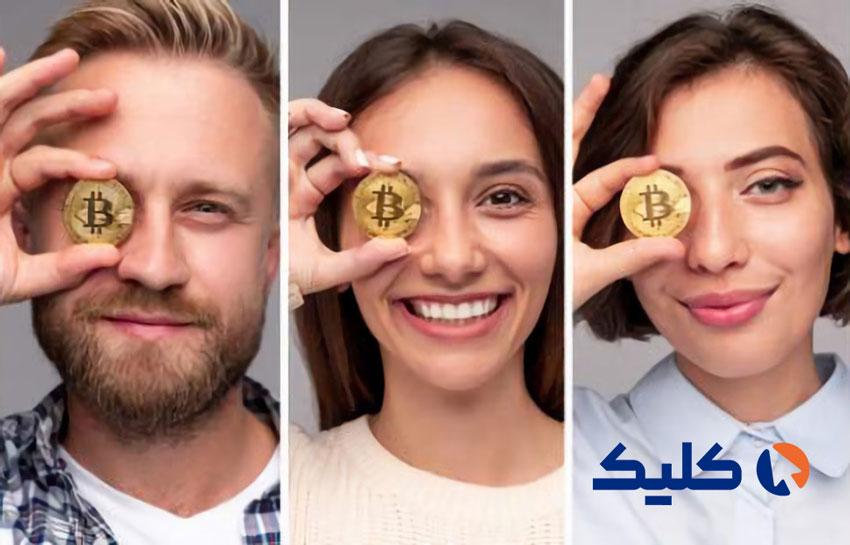 سرمایهگذاران جوان بیت کوین