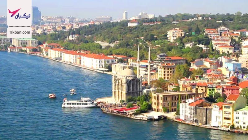 خرید بلیط هواپیما استانبول