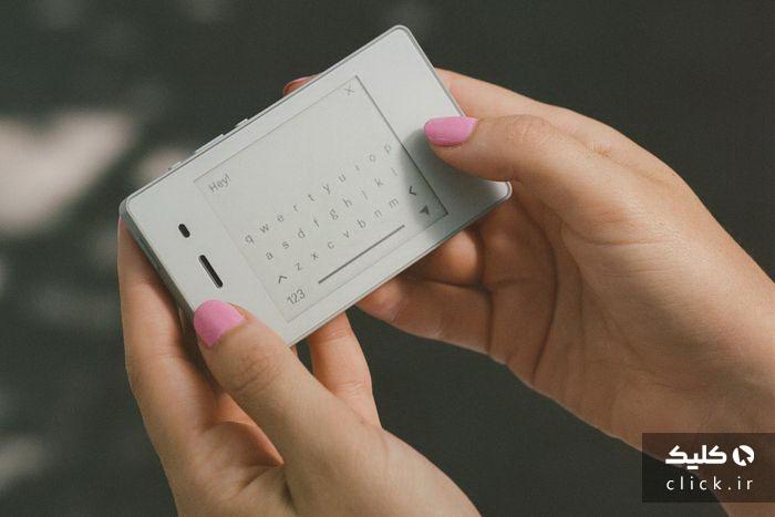 تلفن همراه Mudita Pure