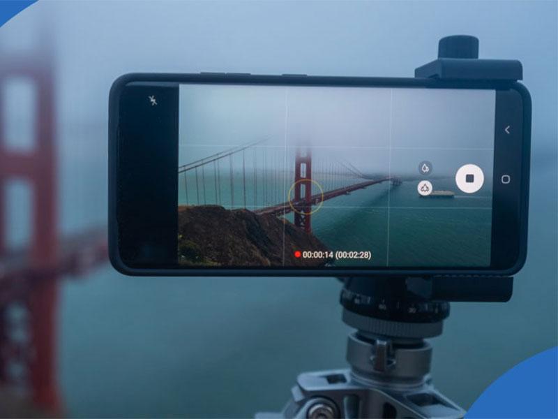 نحوه فیلمبرداری تایم لپس گلکسی سامسونگ