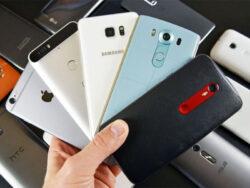 احتمال حذف رجیستری گوشی