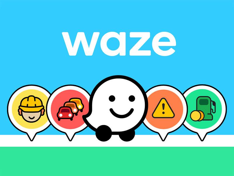 فارسی کردن Waze