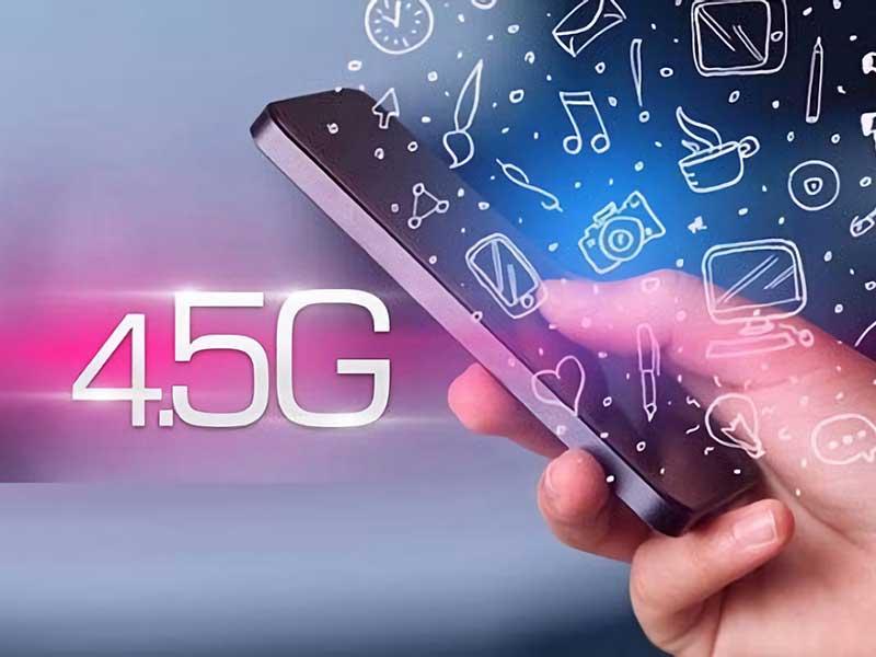 آموزش تنظیمات اینترنت 4.5G