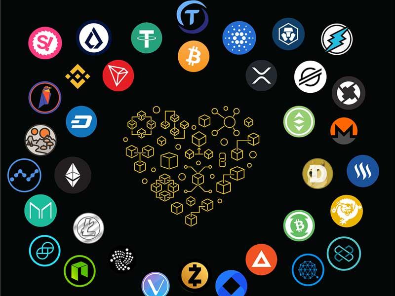 ارزهای دیجیتال جدید 2021