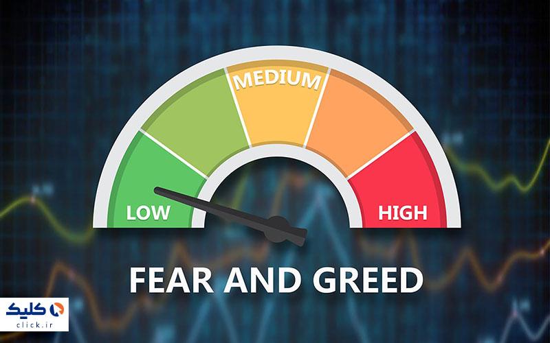 شاخص ترس و طمع بیت کوین