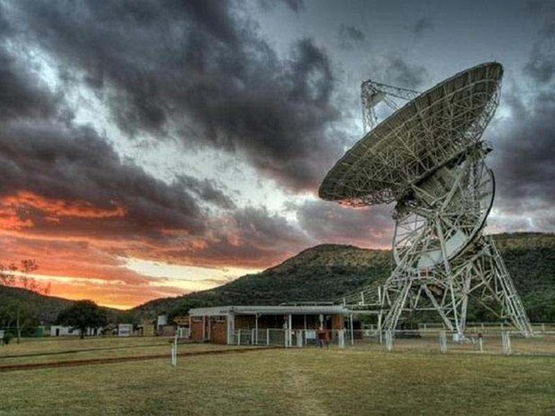 بزرگترین تلسکوپ رادیویی جهان