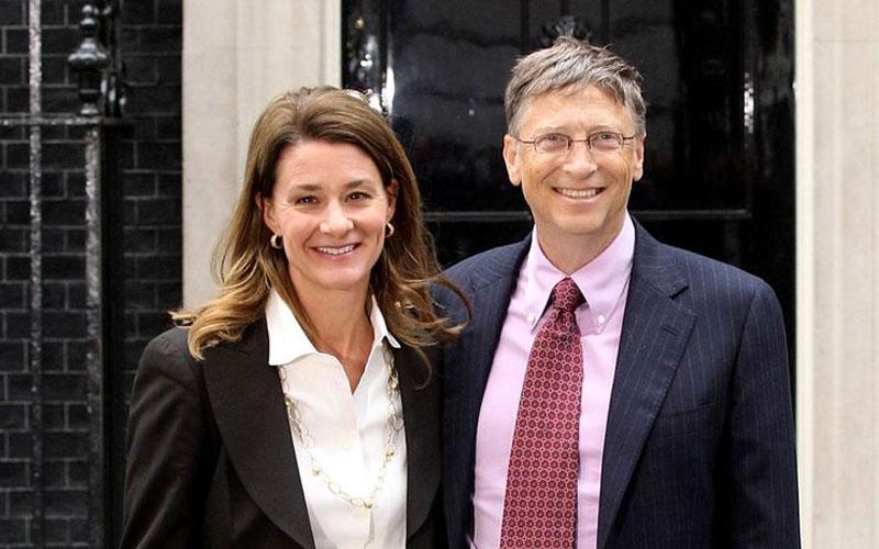 جدایی رسمی بیل گیتس و همسرش