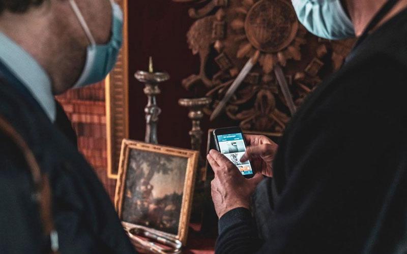 کاربرد فناوریهای پیشرفته برای سرقتهای هنری