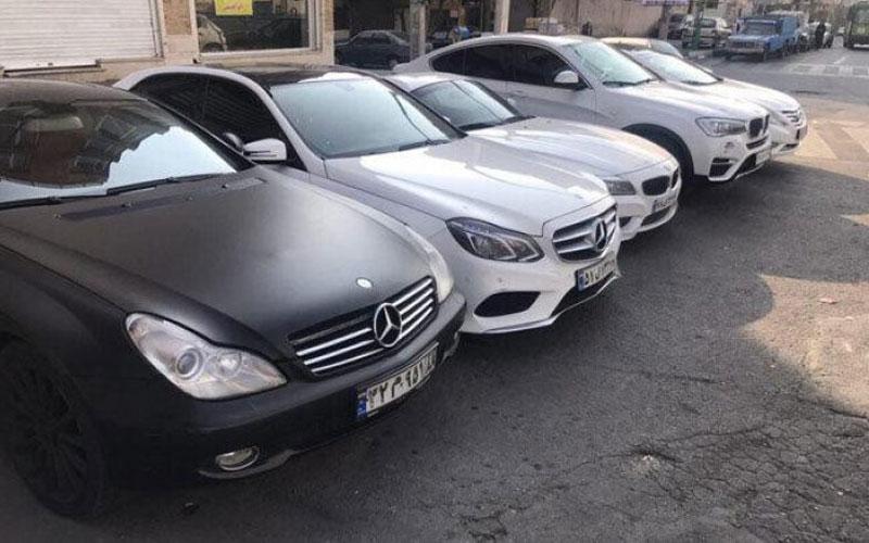 قیمت جدید خودروهای وارداتی
