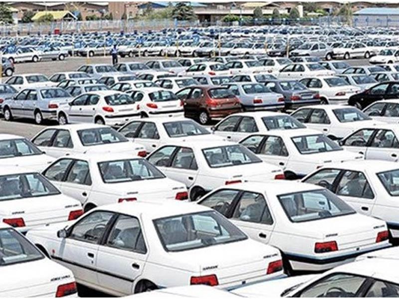 توقف گرانی بازار خودرو