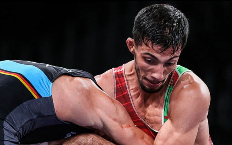 محمدرضا گرایی دومین فینالیست المپیک