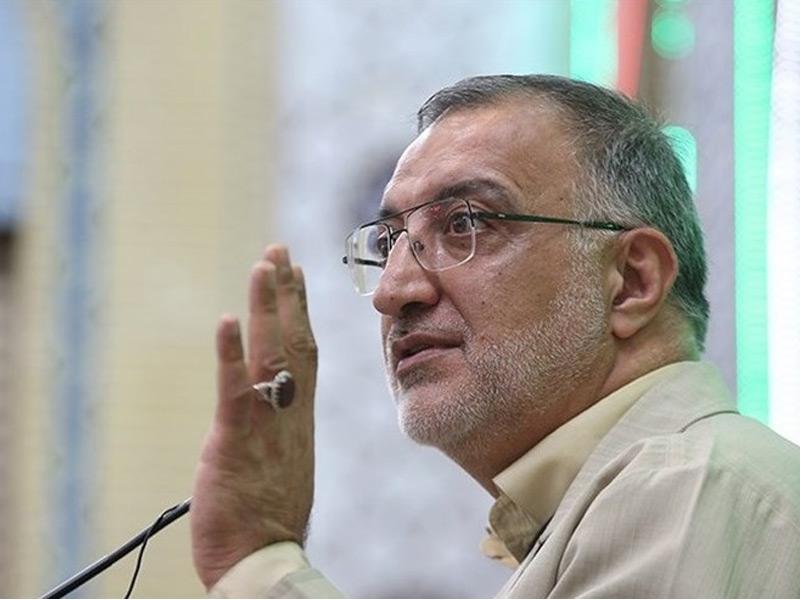 زاکانی بلاخره رسما شهردار تهران شد