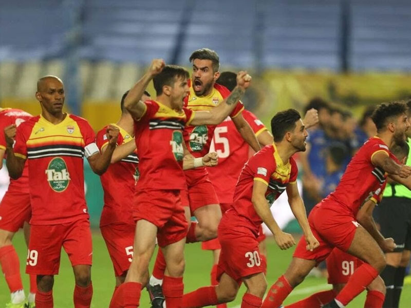 قهرمانی فولاد خوزستان در جام حذفی