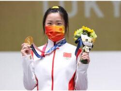 موفقیت چین در المپیک توکیو با فناوری فضایی