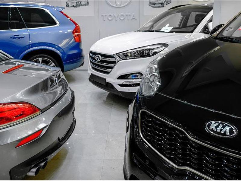 واردات خودرو در دولت رییسی