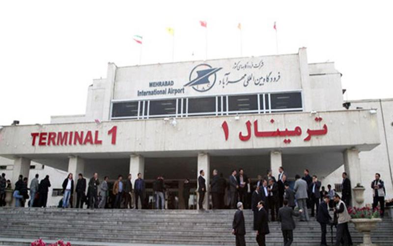 تعطیلی فرودگاه مهرآباد