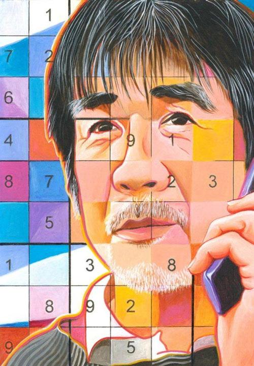 درگذشت پدرخوانده سودوکو «ماکی کاجی»