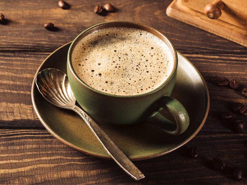 خوردن قهوه