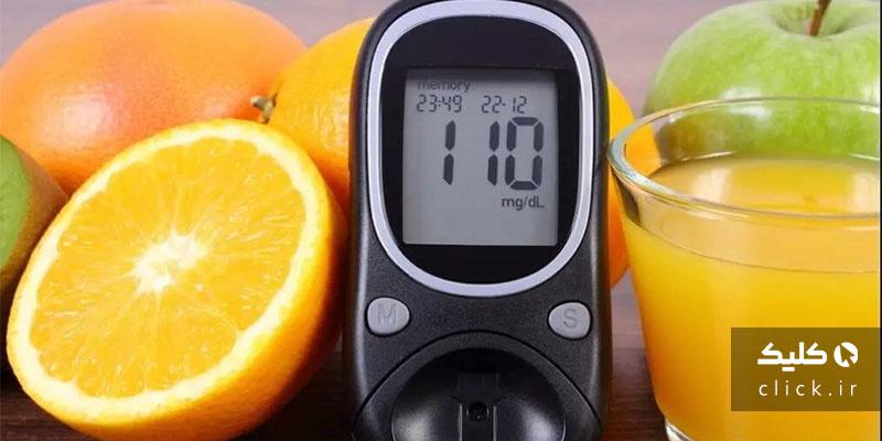 پرتقال و دیابت