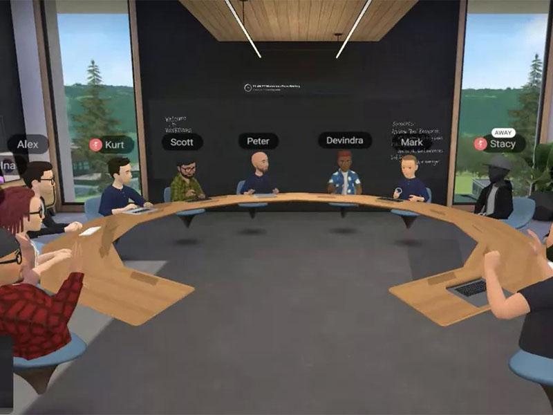 دفتر کار مجازی