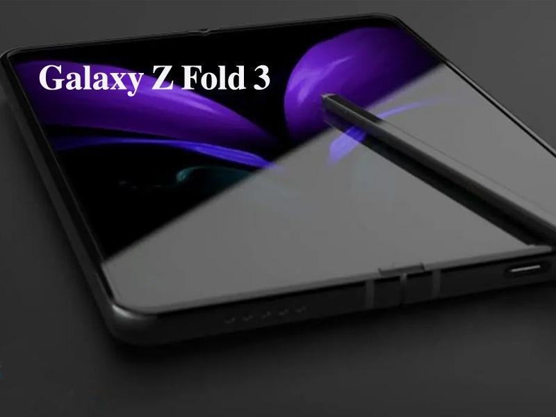 مشخصات گلکسی Z Fold 3