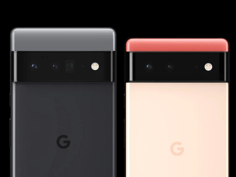 قیمت گوشی های پیکسل 6 و پیکسل 6 پرو مشخص شد