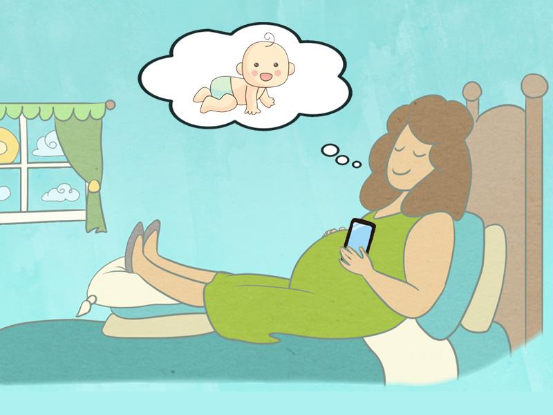 بهترین اپلیکیشن های دوران بارداری