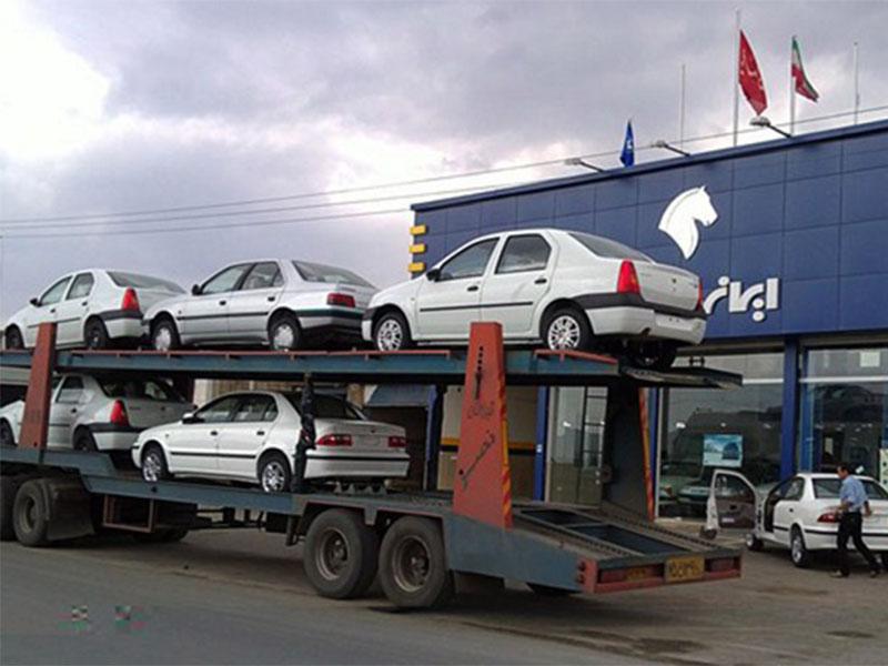 قیمت محصولات ایران خودرو 13 شهریور
