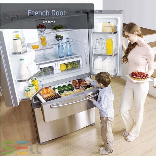 خرید یخچال