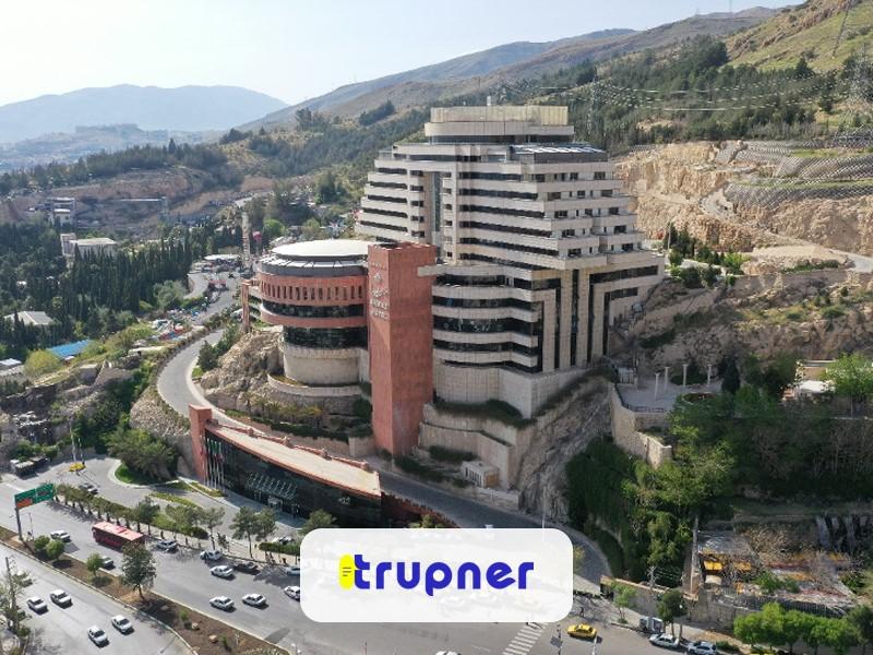پیشنهادات تراپنر برای اقامت در هتل های شیراز