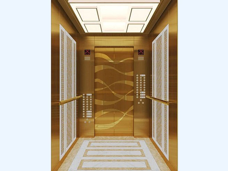بازسازی آسانسور و تزئینات کابین آسانسور