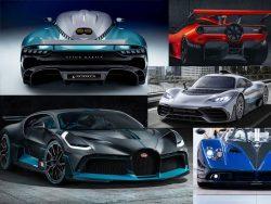 گران ترین خودروهای 2021