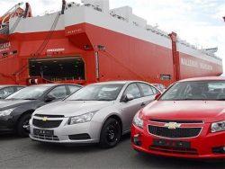 واردات خودروی کارکرده