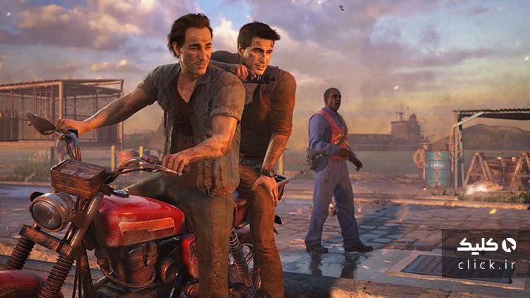 بازی Uncharted 4 Remastered