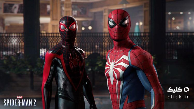 بازی Marvel's Spider-Man 2