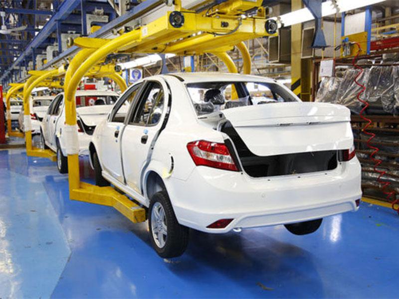 رشد تولید خودرو پایان مرداد
