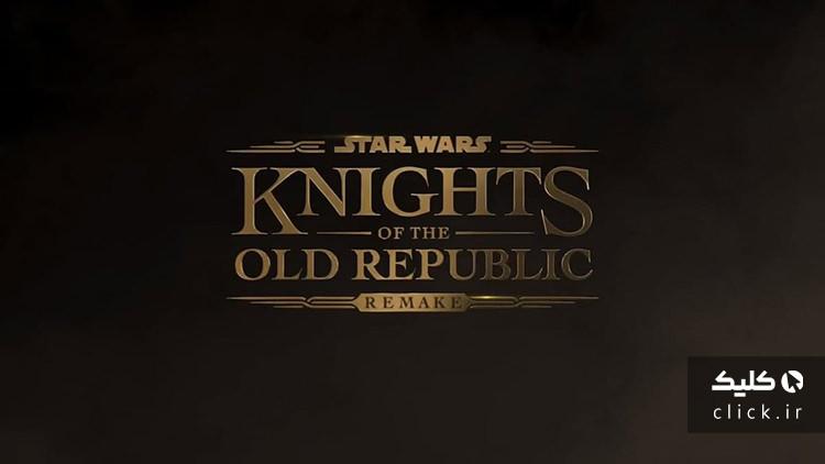 بازی Star Wars: Knights Of The Old Republic