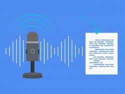 اپلیکیشن تبدیل صوت به متن فارسی