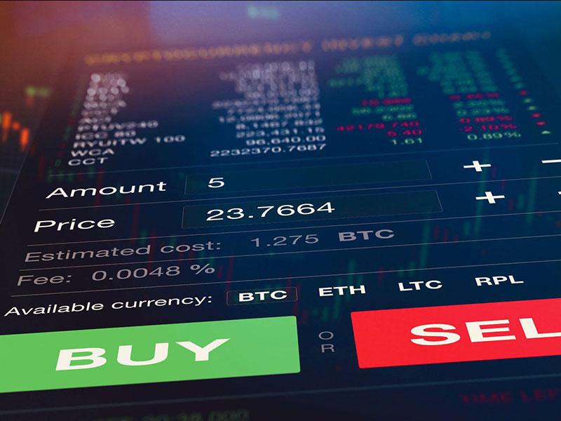 آمار معاملات صرافی های ارز دیجیتال