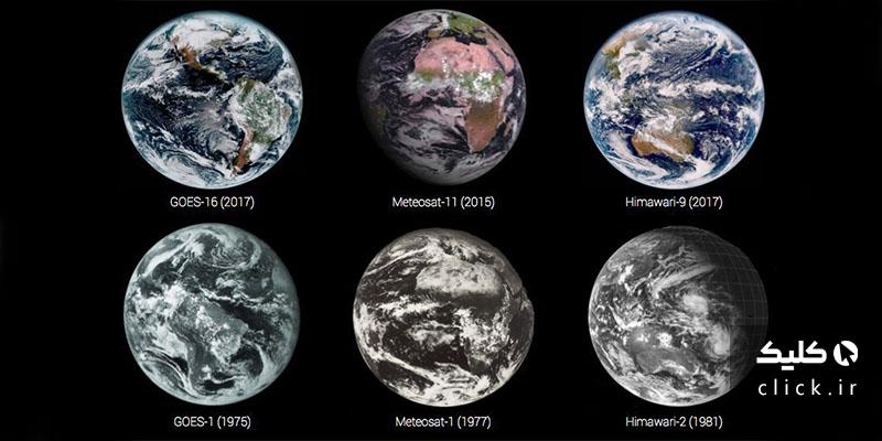 عکس های زمین