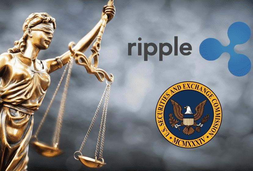 SEC و ریپل