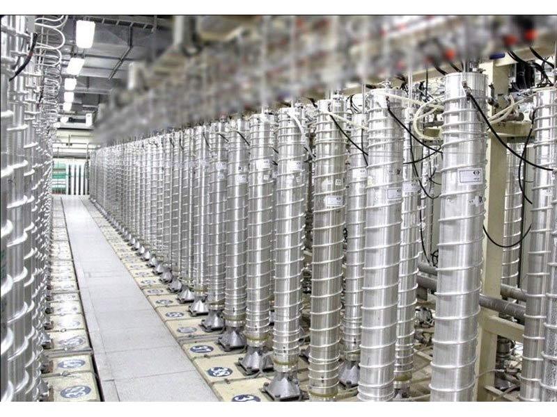 ایران ساخت سلاح هسته ای