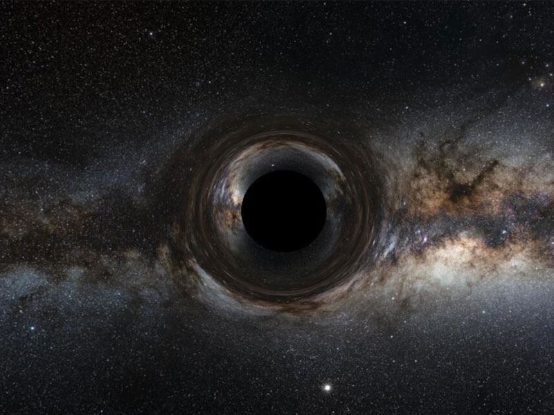 یک کشف جالب درباره سیاه چاله ها