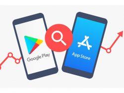 مقابله با گوگل پلی و اپ استور